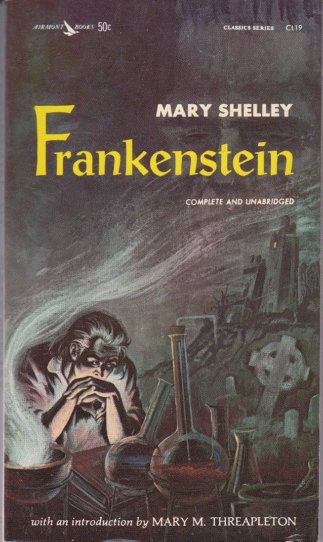 frankenstein movie vs book essay example Frankenstein: movie vs book mary shelleys frankenstein has been done and redone many many times the most recent version starring kenneth branagh, who also directed it, and robert deniro has many differences when compared to the original story.