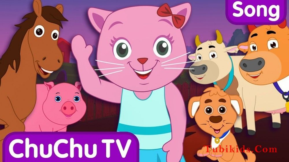 Three Little Kittens Went To The Farm Single In 2020 Kids Songs Nursery Rhymes Kids Tv