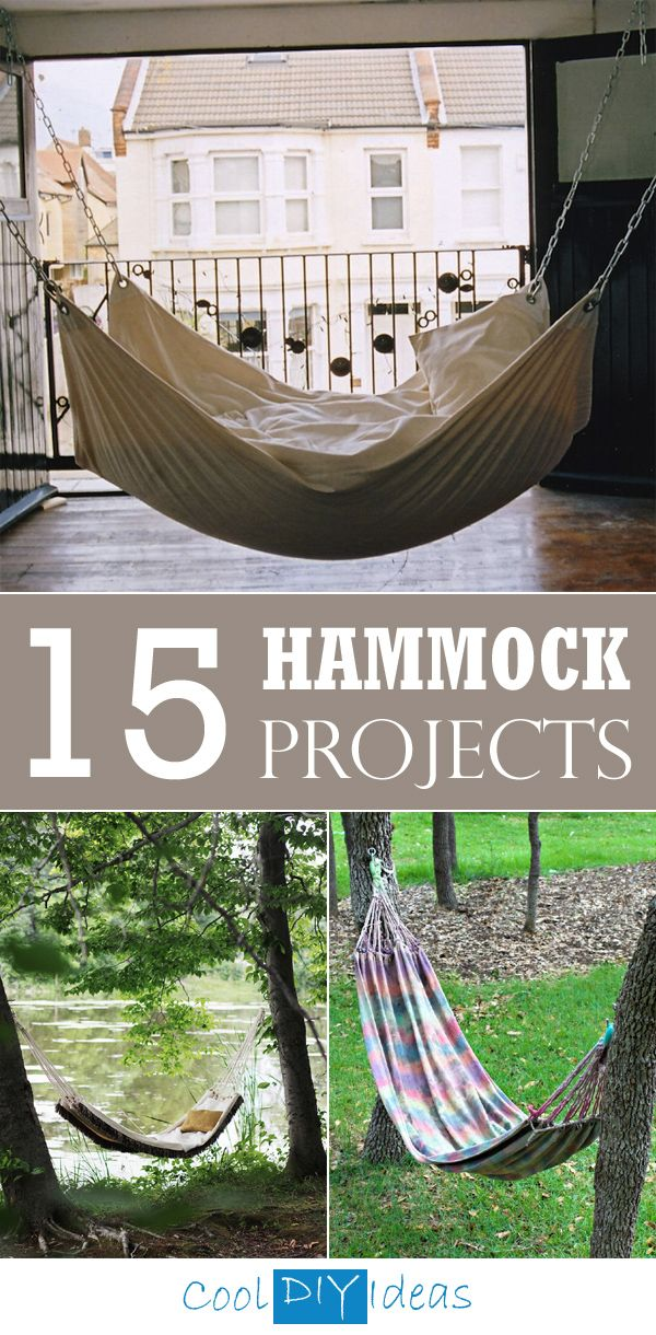 4 Point Hammock Deck Design
