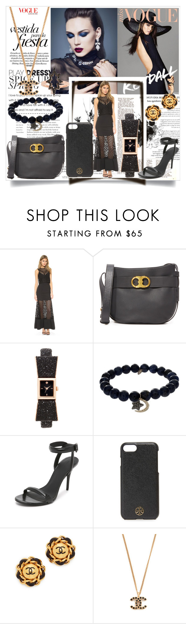 """New Year Style Resolution!!"" by stylediva20 on Polyvore featuring Nicholas, Tory Burch, Kate Spade, Sydney Evan, Alexander Wang and MAHA LOZI"