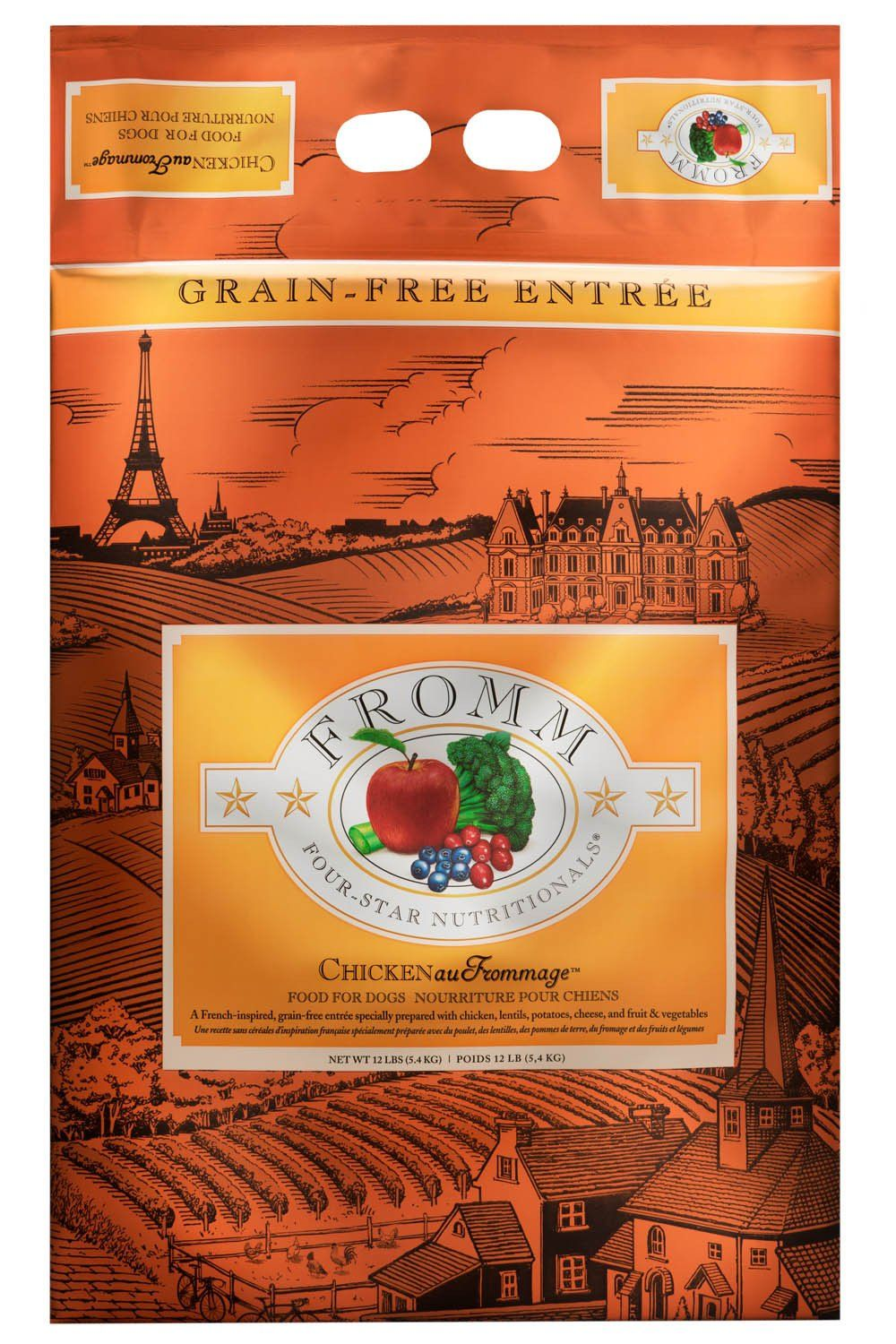 Fromm-Dog Food - Four Star Chicken Au Frommage | Products