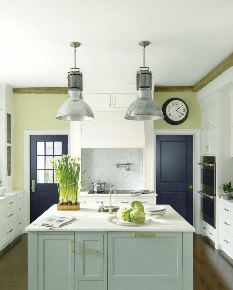 Best Paint For Kitchen Walls: How To Choose The Best Paint Colors For Your Home