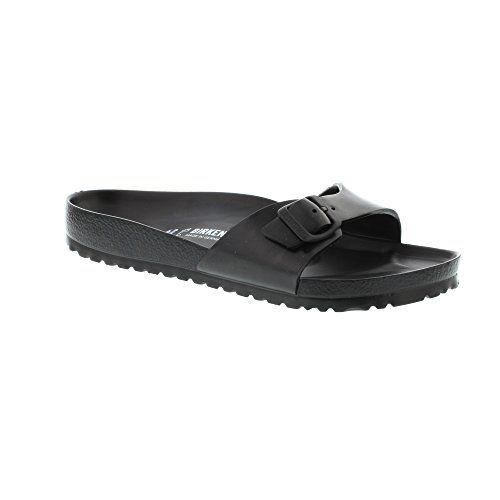 b230a22df73 Birkenstock mens Madrid EVA in Black from EVA complete SyntheticSandals 430  EU W   Find out more about the great product at the image link.