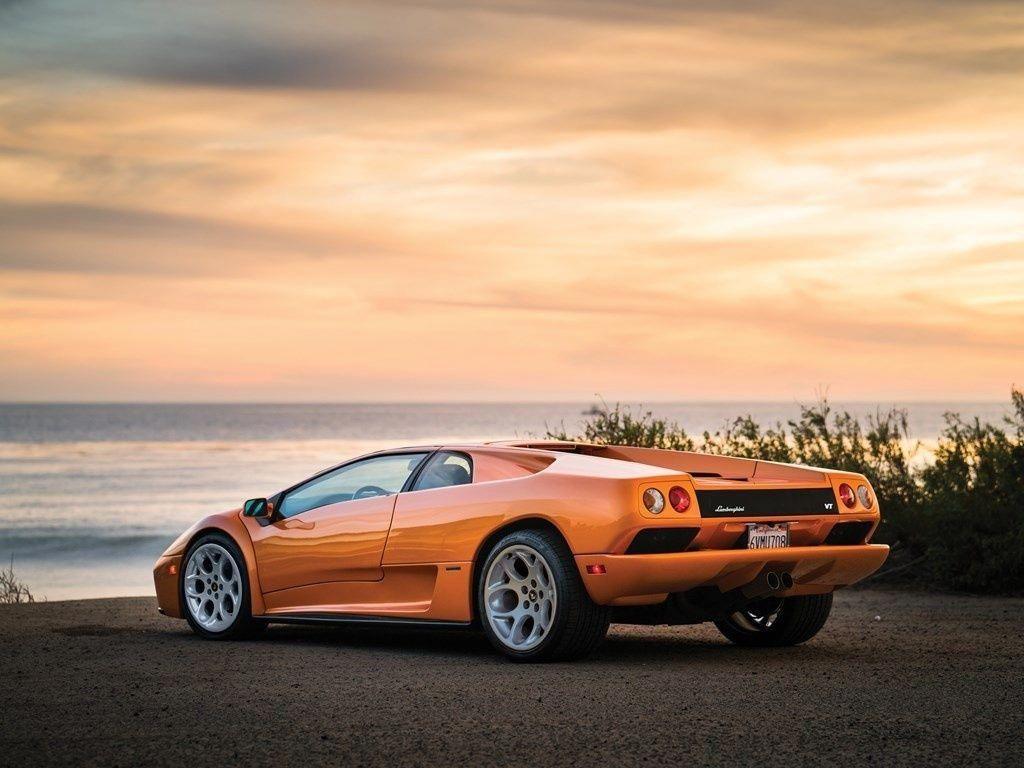 2001 Lamborghini Diablo Diablo Vt 6 0 Classic Driver Market