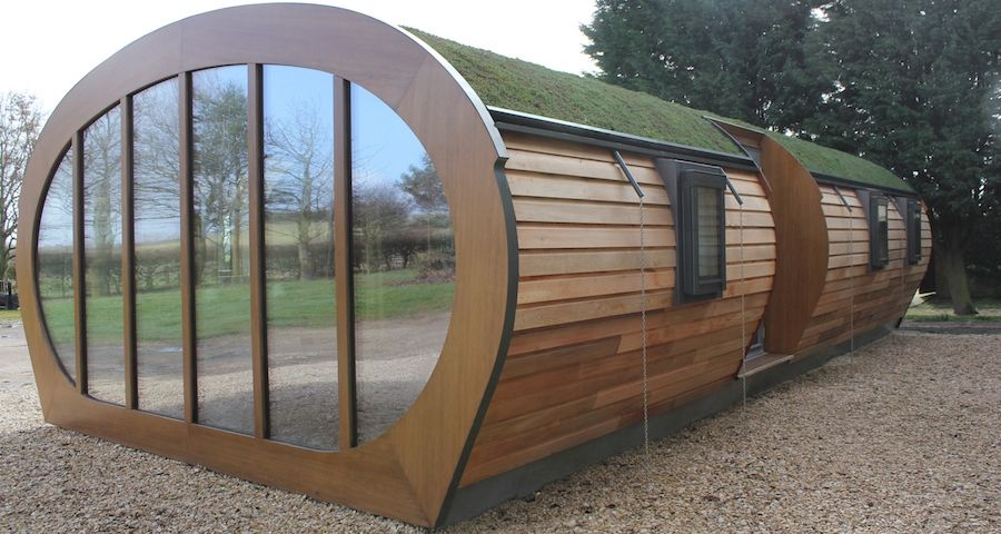 Green Unit launches new passive house prefab
