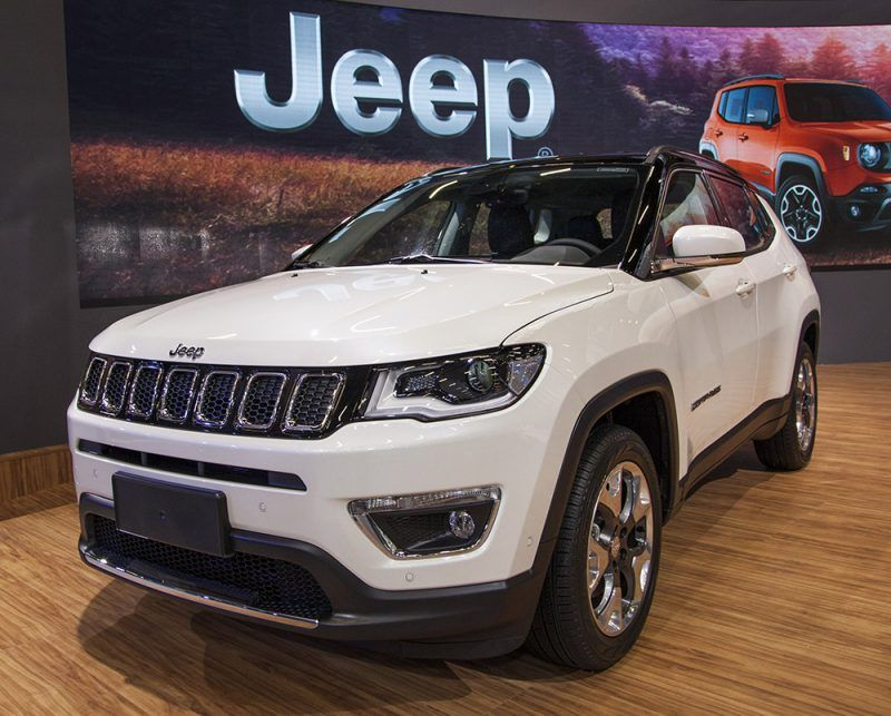Jeep Compass To Be Available In Petrol Diesel At Launch Jeep Compass Car Wheels Jeep
