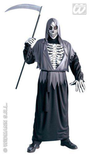 Soul Reaper Latex /& EVA Adult Mens Smiffys Fancy Dress Costume