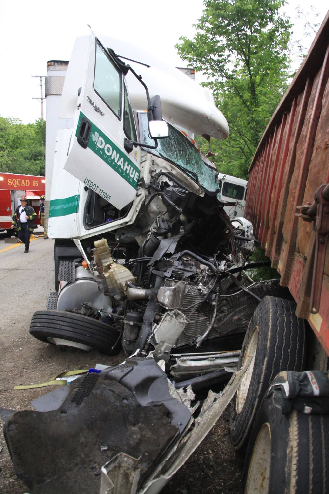 Cdl driving truck and accidents what happens basically if