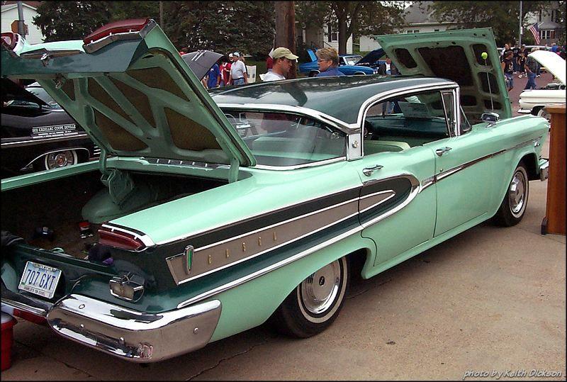 Ford Edsel Citation 1958, Classic Automobile