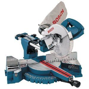 Bosch 3915 10 Inch Slide Compound Miter Saw Inchcludes Dust Bag And Work Clamp Tools Home Improvement Http Www All Clamp Tool Home Improvement Miter Saw