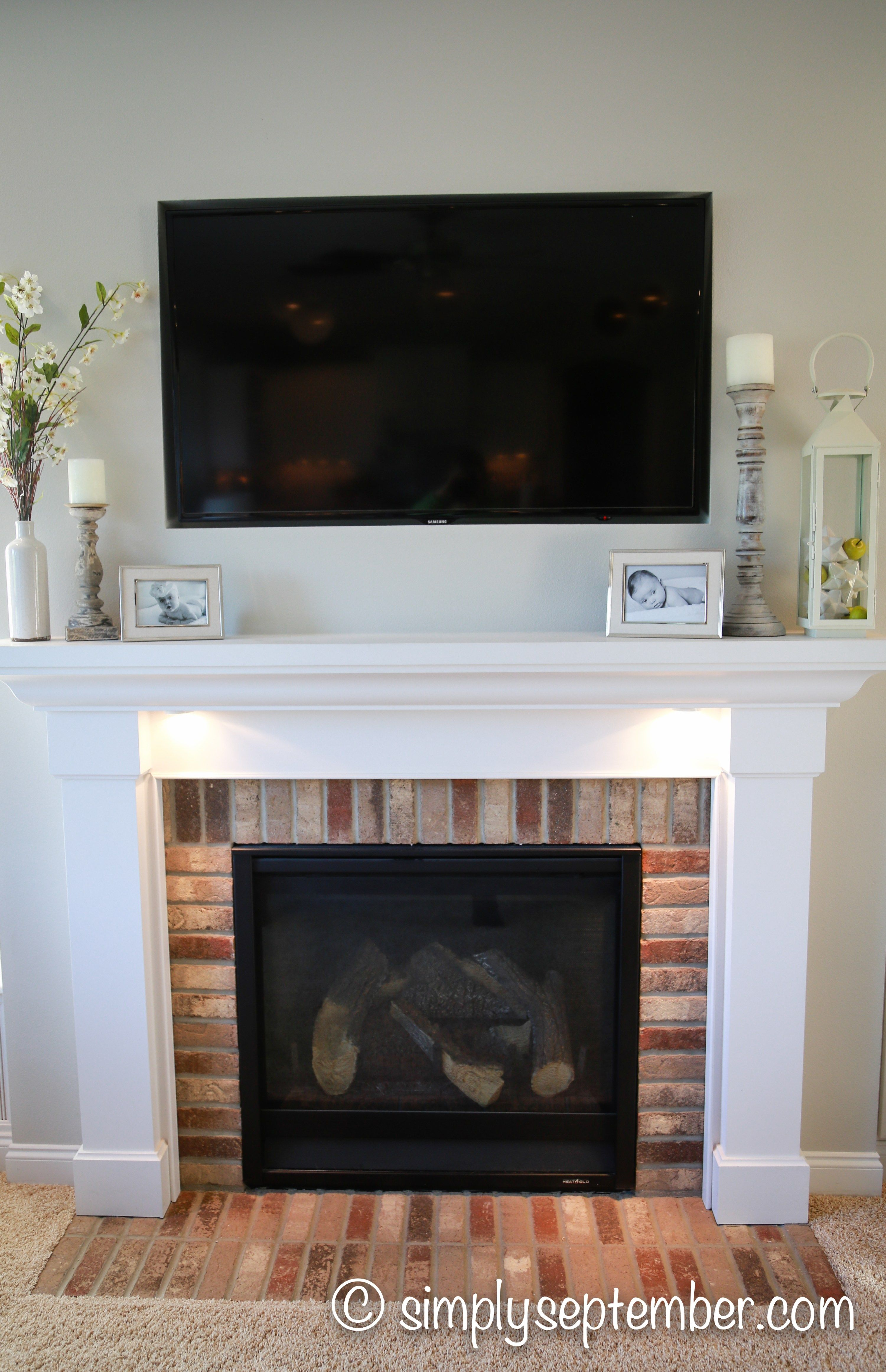 How to Baby Proof a Fireplace DIY Hearth Cushion