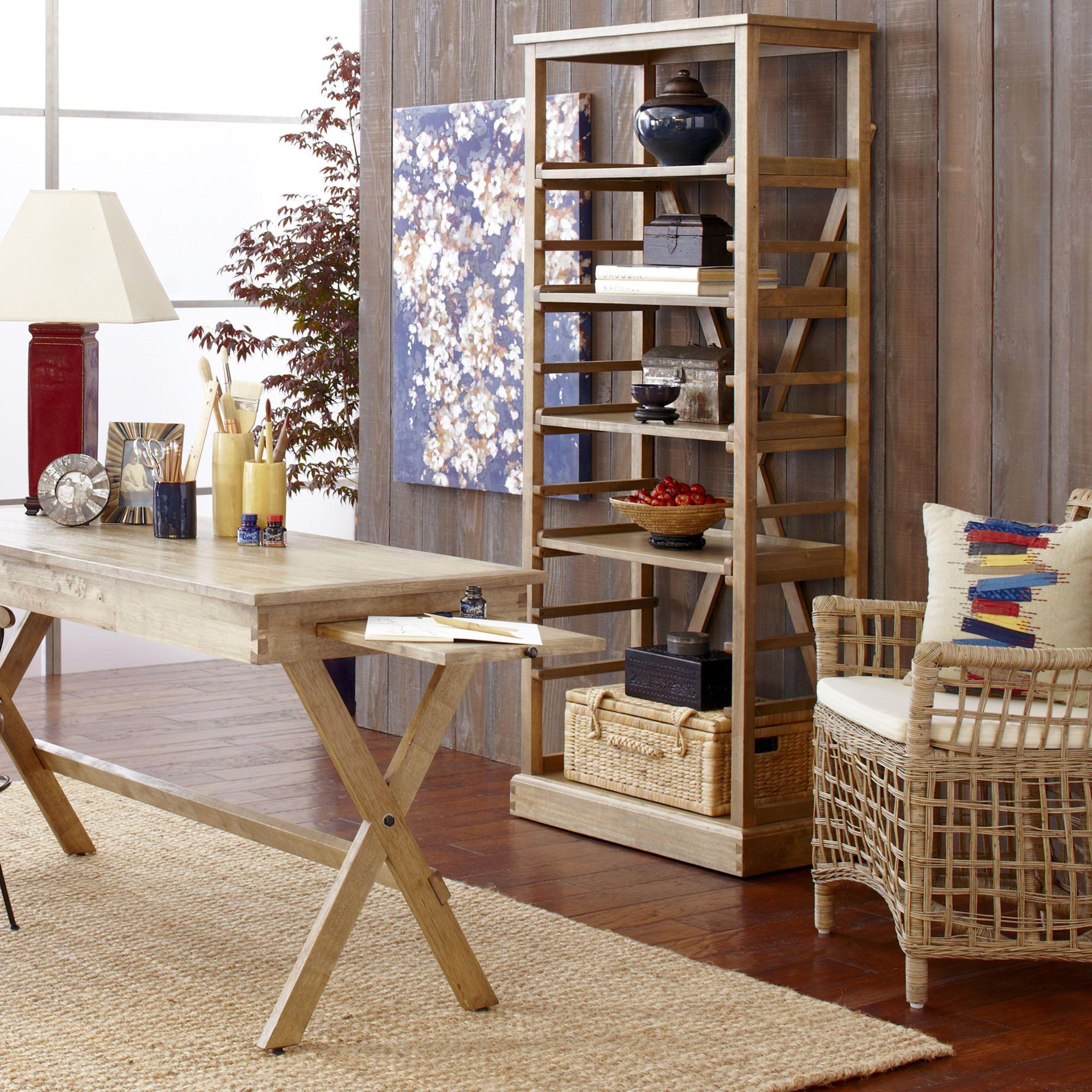 Campaign Bookshelf World Market Home Goods Decor Campaign