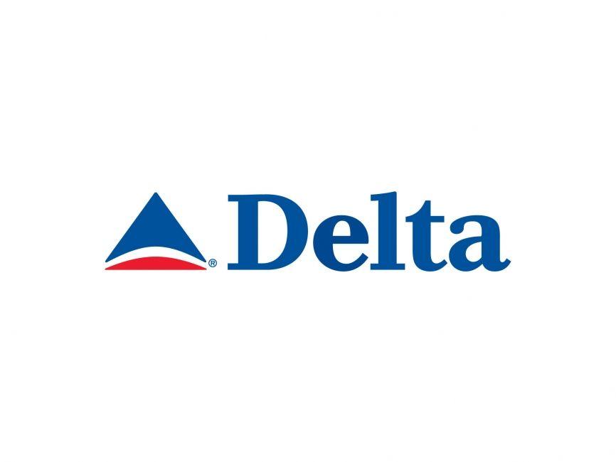 Delta Airlines Vector Logo | Vector Logos | Pinterest