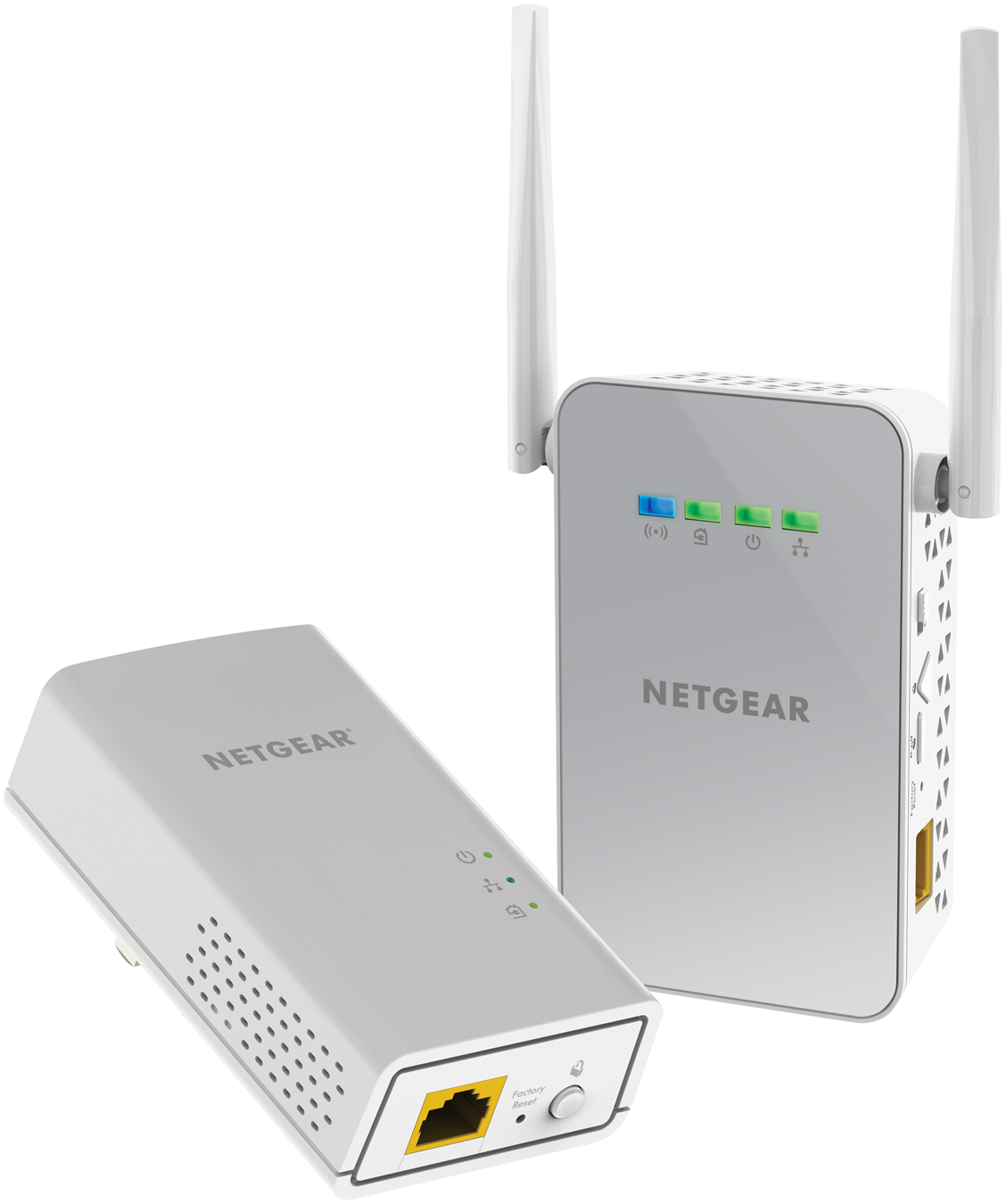 medium resolution of use your existing electrical wiring to extend your wifi internet access to any room in your house just plug the powerline adapter into your modem or router