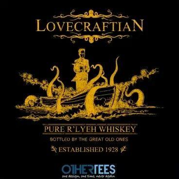 Lovecraftian Ale tshirt