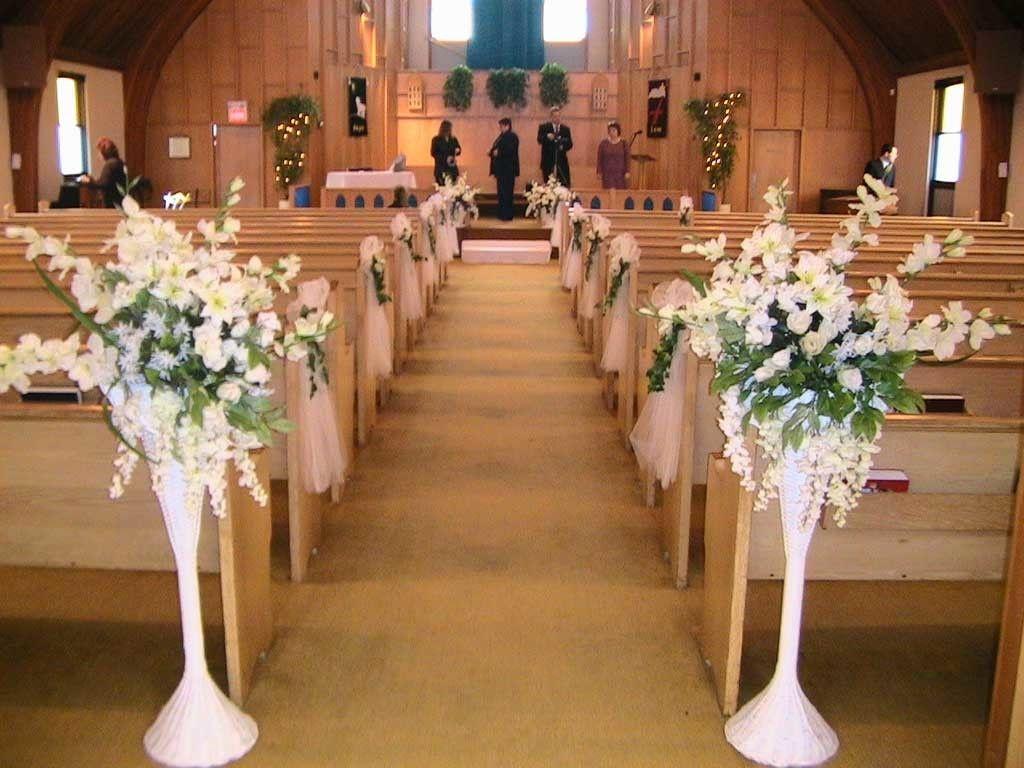 Church Wedding Decoration Ideas On A Budget  from i.pinimg.com