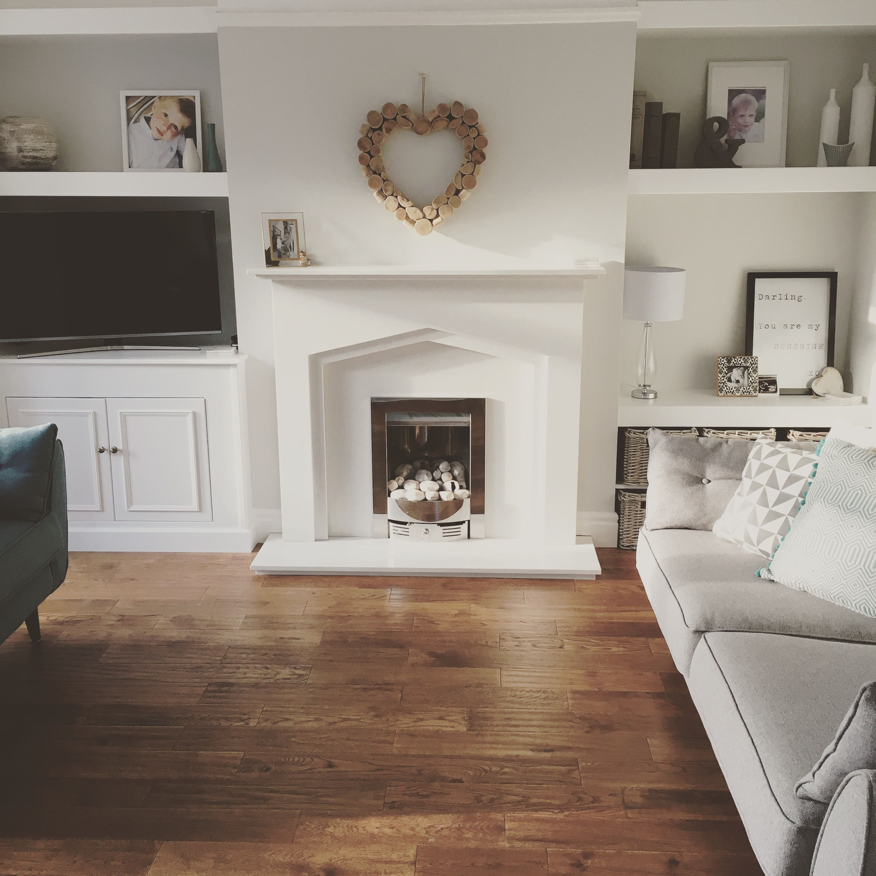Living Room Built In Shelves Shelves In The Alcoves White Fireplace Living Room Design Shelf De Cosy Living Room Living Room Shelves Living Room With Fireplace
