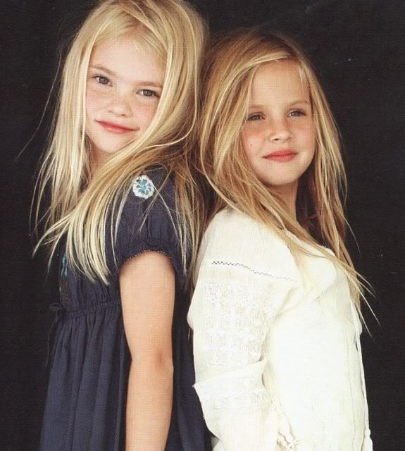The Beauty Of Kids Natural Hair Color I Want Highlights Like This Please