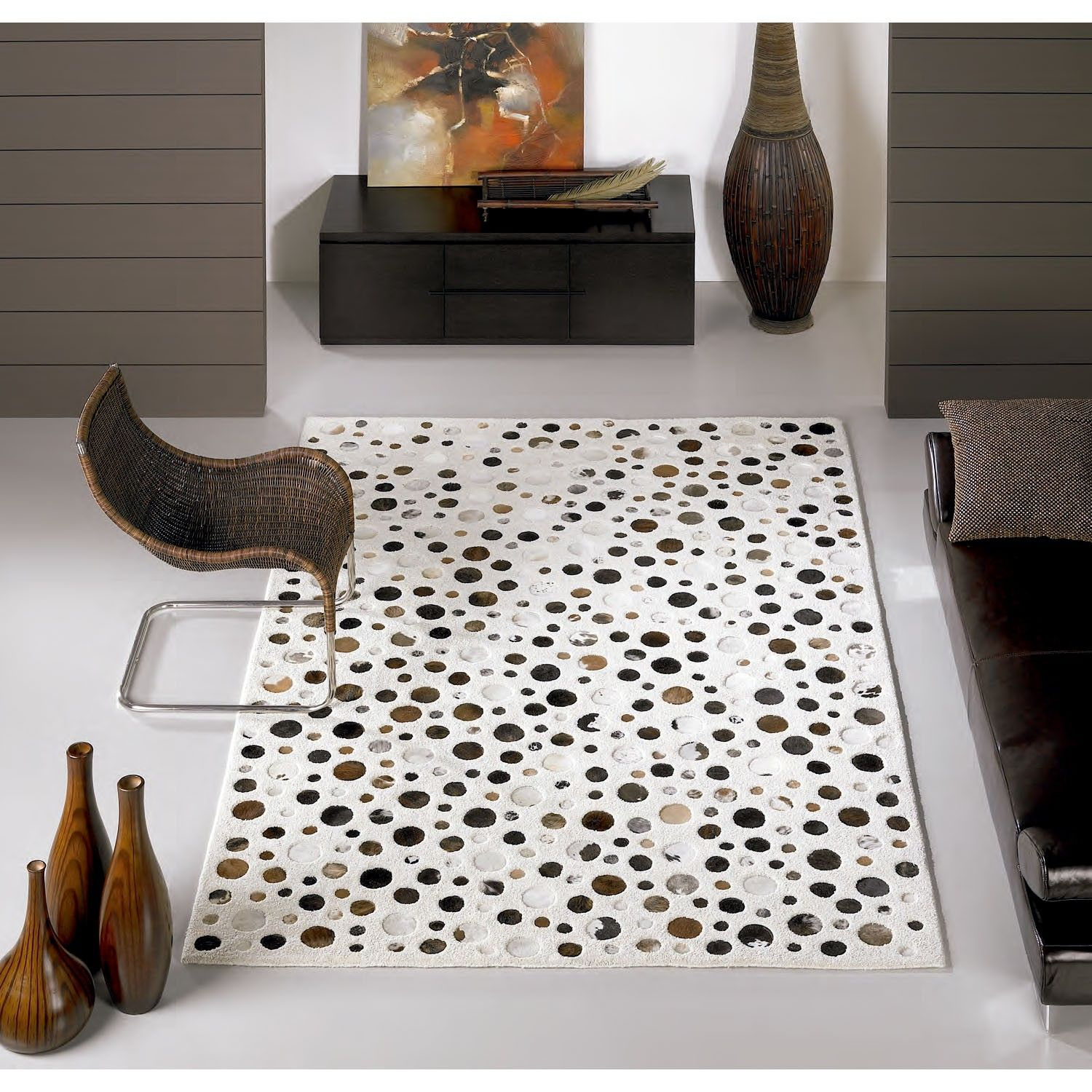 Carving Alfombra moderna Rocking Alfombra moderna Rocking Carving ...