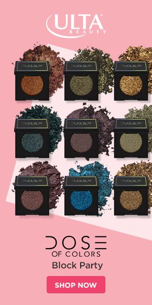 Welcome To The Dose Of Colors Block Party Shop Dose Of Colors Single Eyeshadow In Every Shade Of You At Ulta Beauty Ulta Beauty Day Makeup Beauty