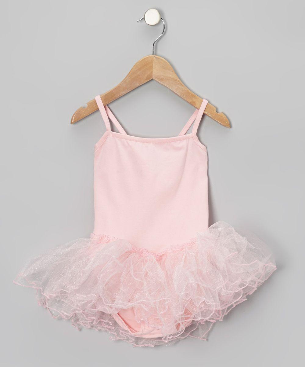 9d77d1e0a Pink Skirted Leotard - Girls