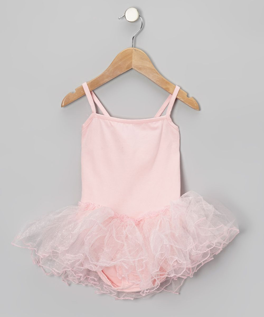 6daee9c51 Pink Skirted Leotard - Girls