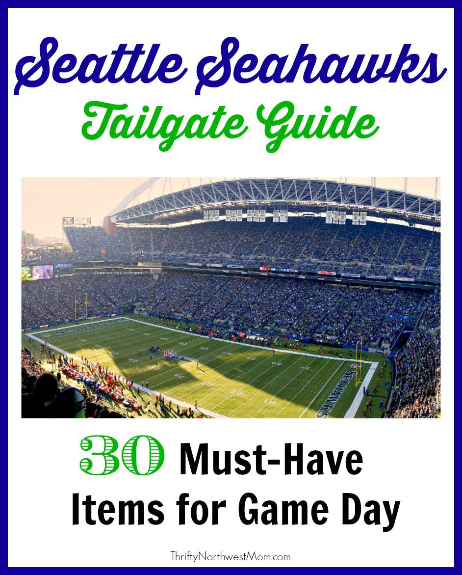 All things Seattle Seahawks- use this Tailgate Guide and additional links for merchandise for the 12th fan! Go hawks!!
