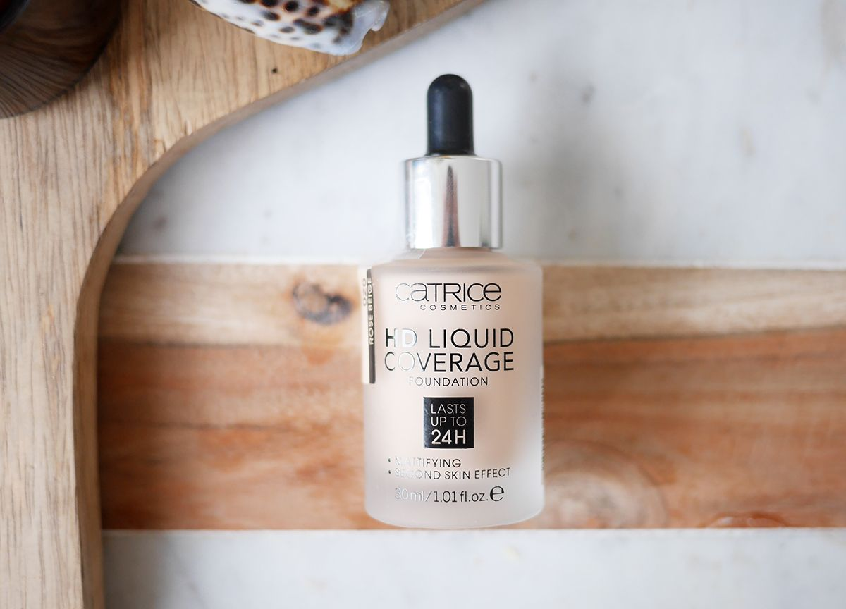 Catrice Hd Liquid Coverage Foundation Beauty Pinterest