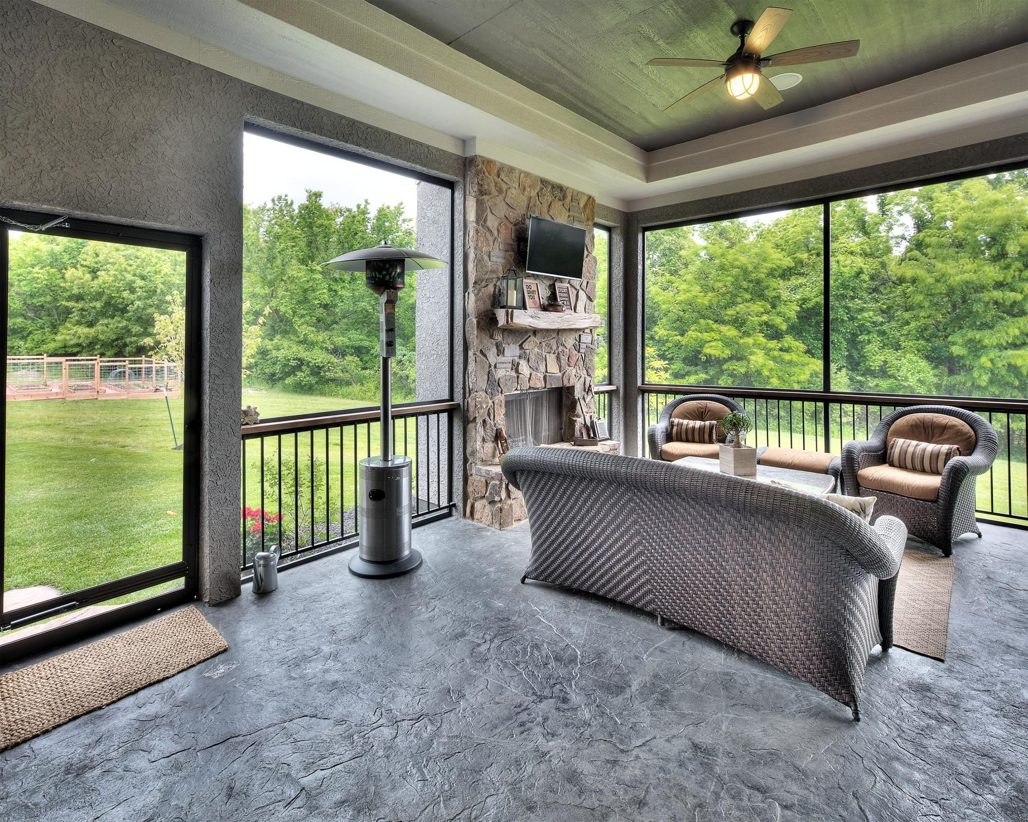 The Amity Valley Custom Homes in Kansas City KS Starr