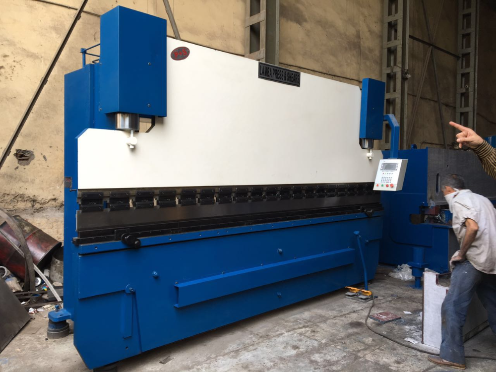 Lamba Press And Shears In 2020 Press Brake Press Brake Machine Brake