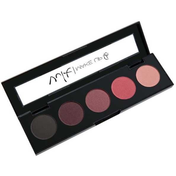 Vult Make Up Quintetos 03 Drama - Paleta de Sombras 8,5g