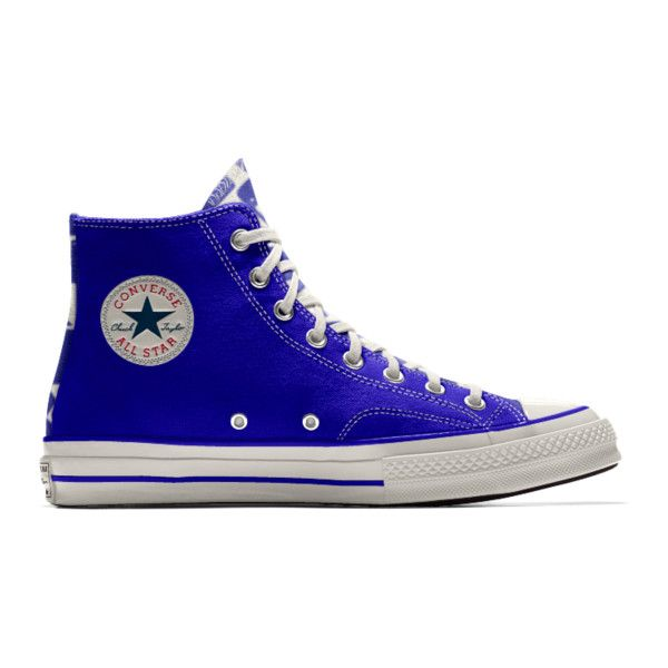 2d8c8752eb4e Converse Custom x Grotesk Chuck  70 High Top Shoe. Nike.com ( 150) ❤ liked  on Polyvore featuring shoes
