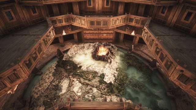 Mounds Of The Dead Map Room In 2019 Conan Exiles Conan