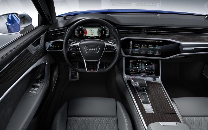 Audi S6 Quattro 2020 Audi S6 Audi A6 Allroad Audi