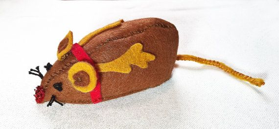 Christmas Cat Toy: Catnip Toy, Reindeer Cat Toys, Unique Cat Toy ...