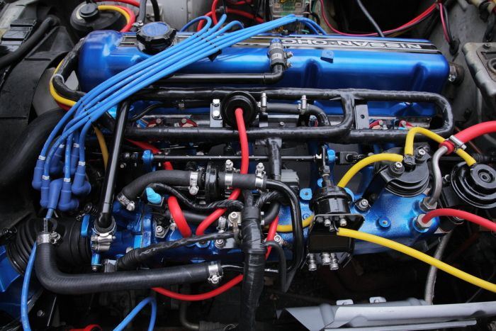 280z Fuel Filter Post Your Engine Bay Engine Detail Pics Cars