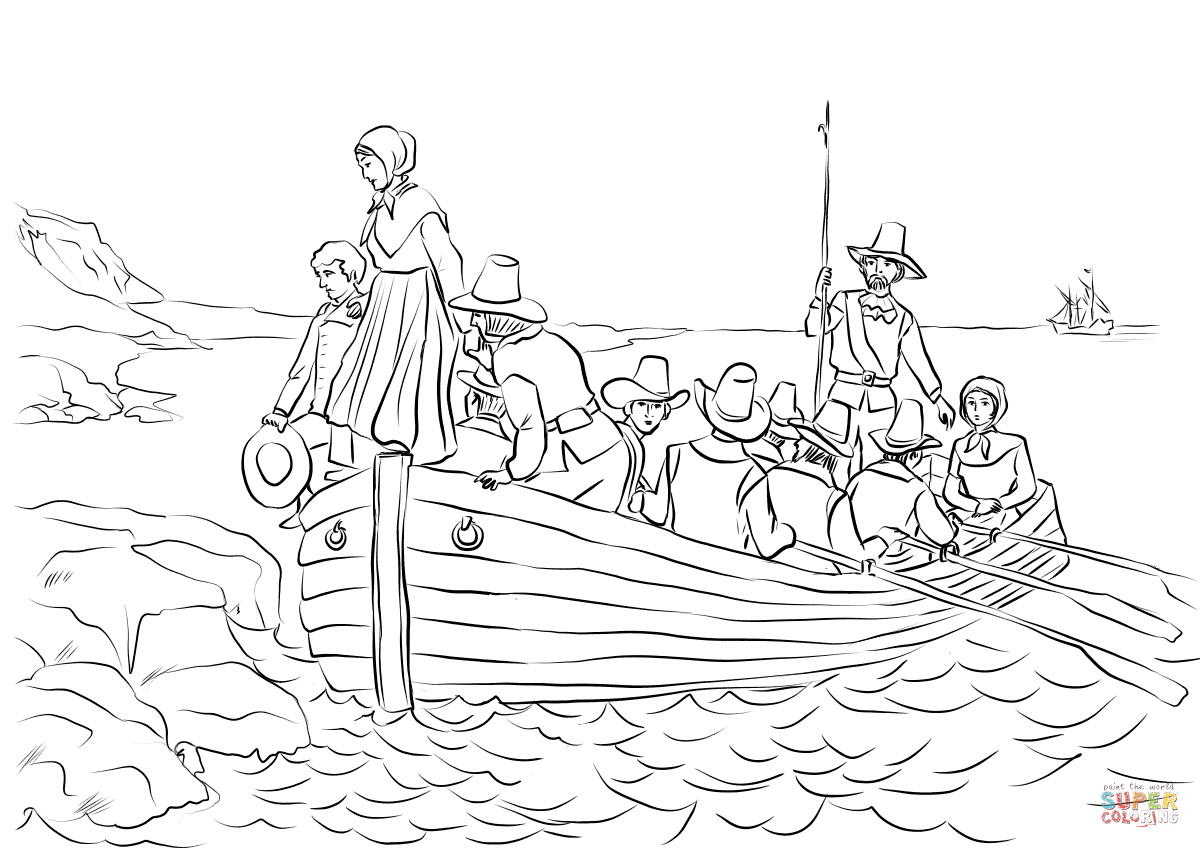 Image Result For Line Drawing Mayflower