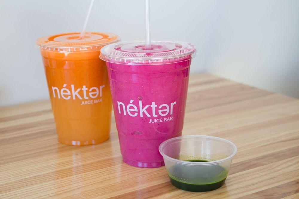 Nekter juice bar another hungry vegan juice bar