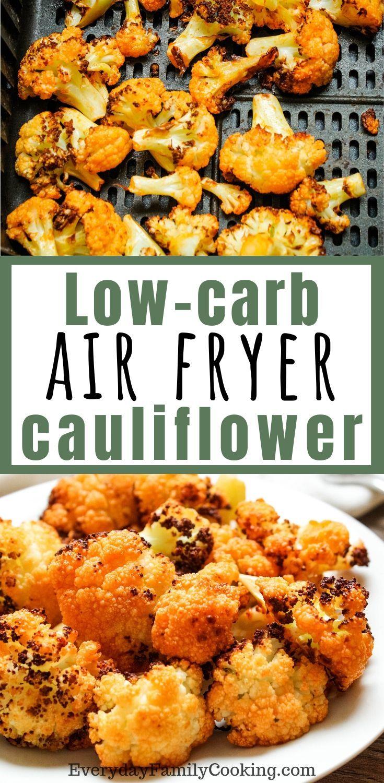 Easy Keto Buffalo Cauliflower Bites in 2020 Air fryer