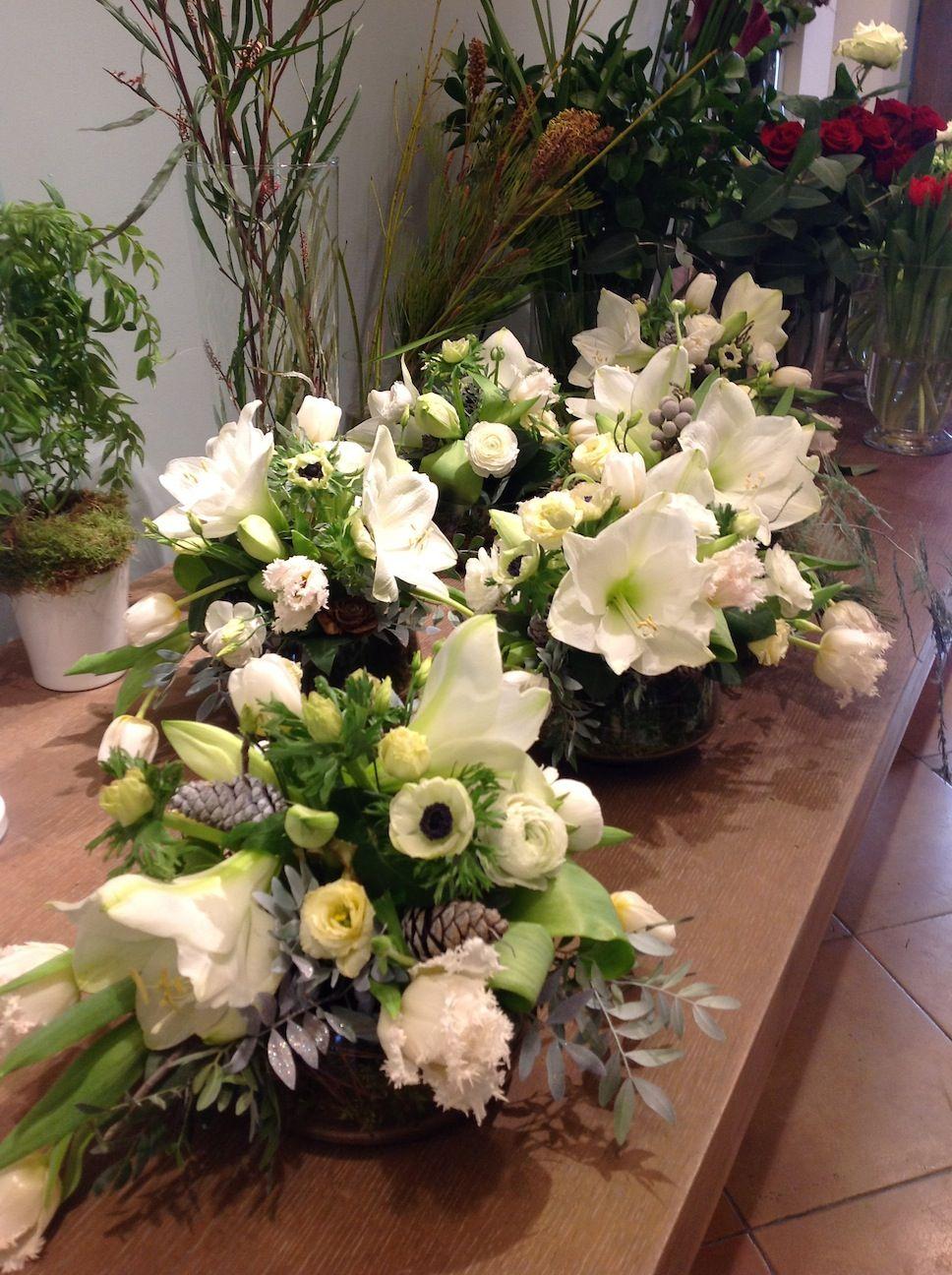 Fiori Invernali Bianchi.Fiori Bianchi Invernali Confezioni Floreali Composizioni