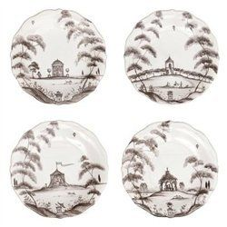 Juliska Country Estate Cocktail Plates Set of Four by Juliska. $89.00. Set of Four 6 1/2 inch wide Cocktail Plates.. Scene pictured is Garden Follies.. Crafted of stoneware ceramic.. Herendstore is an authorized Juliska Signature Store retailer.. Oven - freezer - dishwasher and microwave safe.. Juliska Country Estate Cocktail Plates Set of Four. An afternoon stroll about the grounds is a lovely interlude, indeed. Each plate in our collection of four highlights a different ...