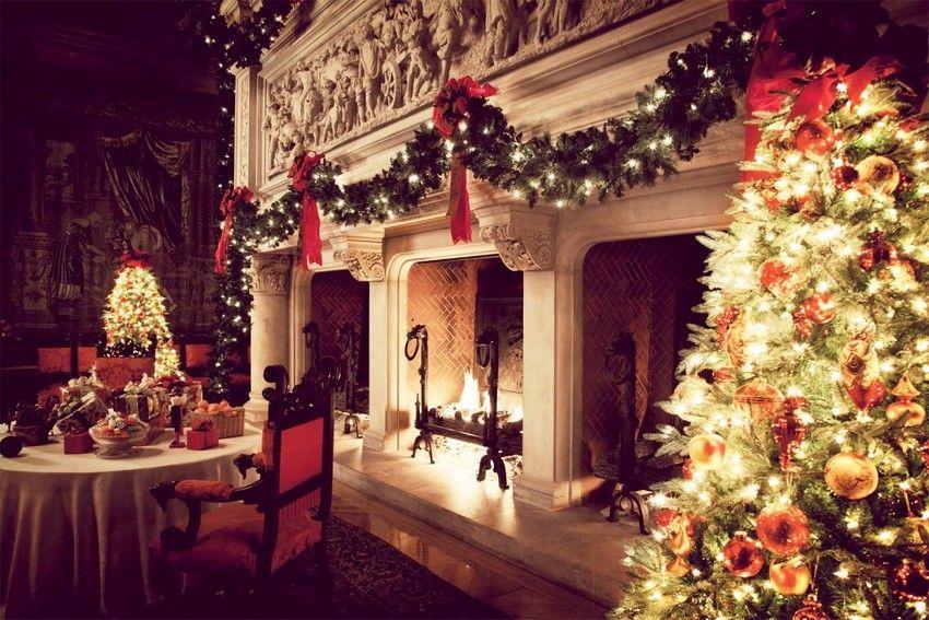 Top 10 weihnachten dekoideen f r ihr wohnzimmer design haus dekor inspirationen - Dekoideen weihnachtsbaum ...