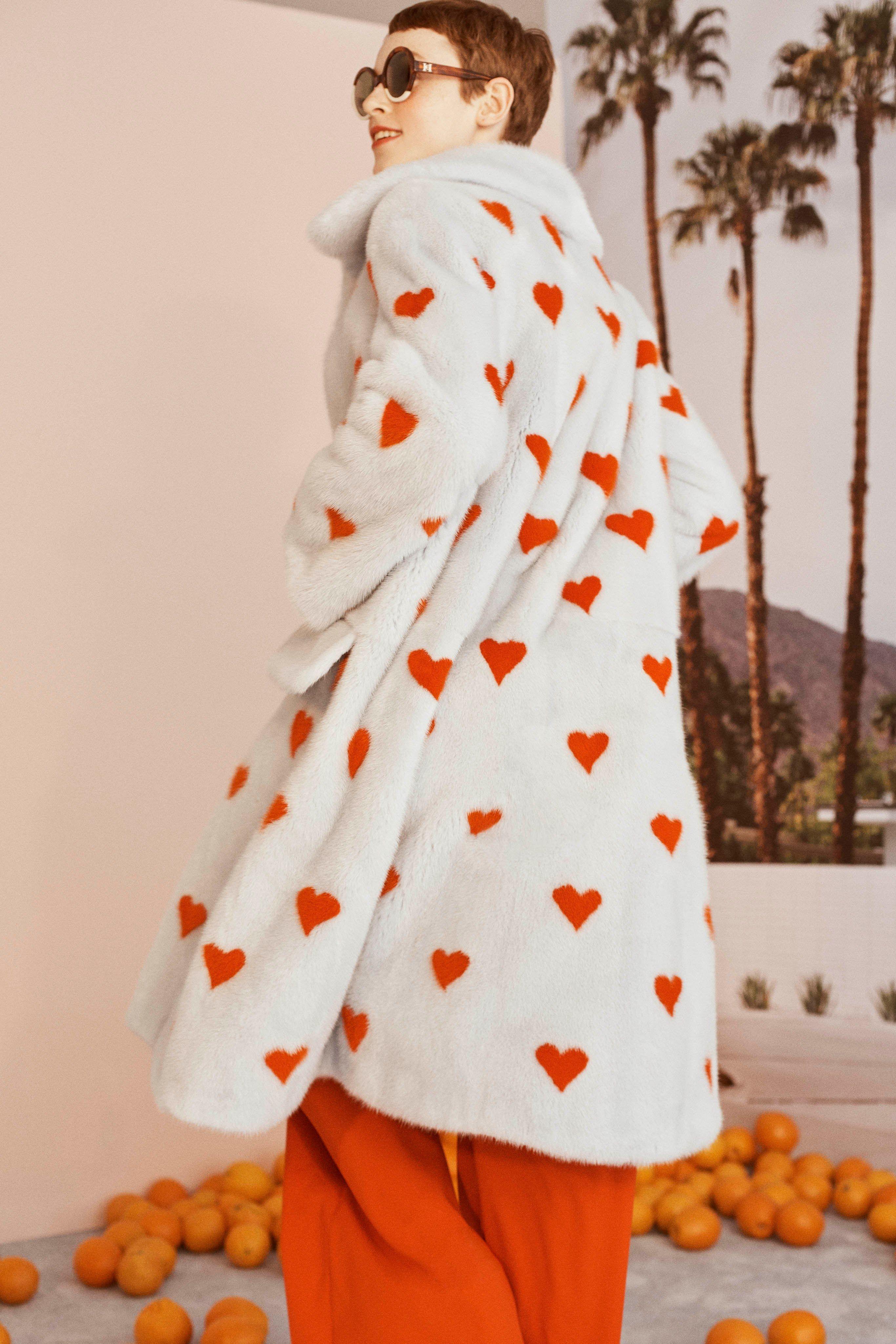 Carolina Herrera Resort 2019 Fashion Show In 2018 Valentine S Day