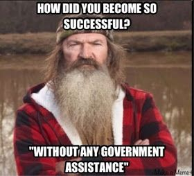 Image result for phil robertson government