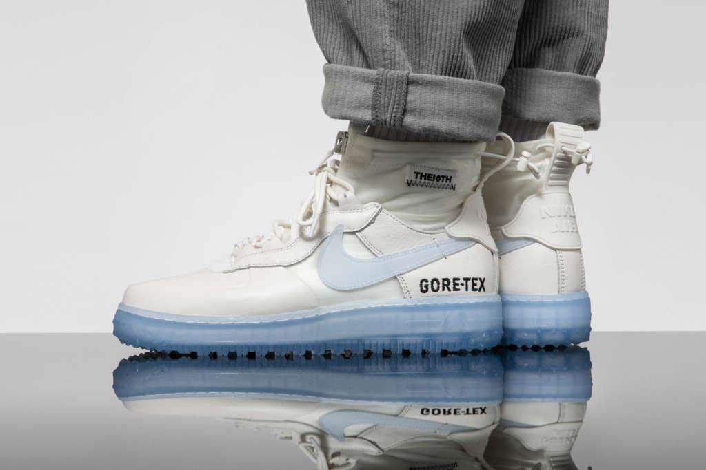 nike air force 1 goretex winter