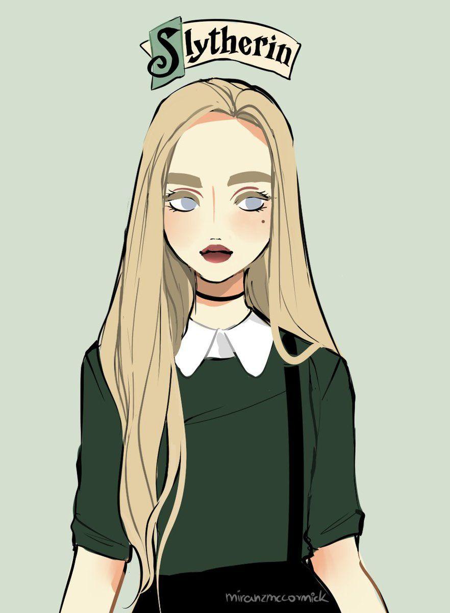 Izobrazhenie Harry Potter Art Harry Potter Girl Harry Potter Anime