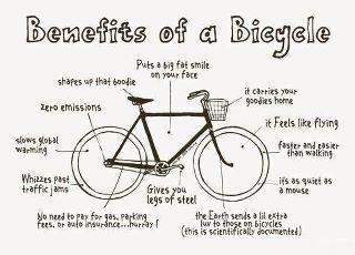 Bike Happiness Diagram Cycling Quotes Biking Benefits Bicycle