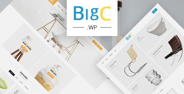 ThemeForest - Big Shop - Responsive WooCommerce Theme  Free Download