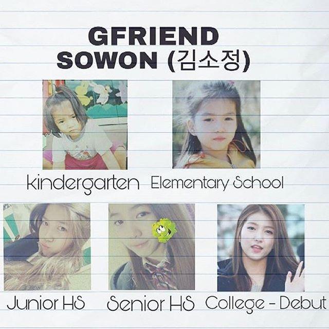 170123 • Adorable ➡️ Goddess💕 —💓— ( #gfriend #sowon #sojung #여자친구 #소원 )
