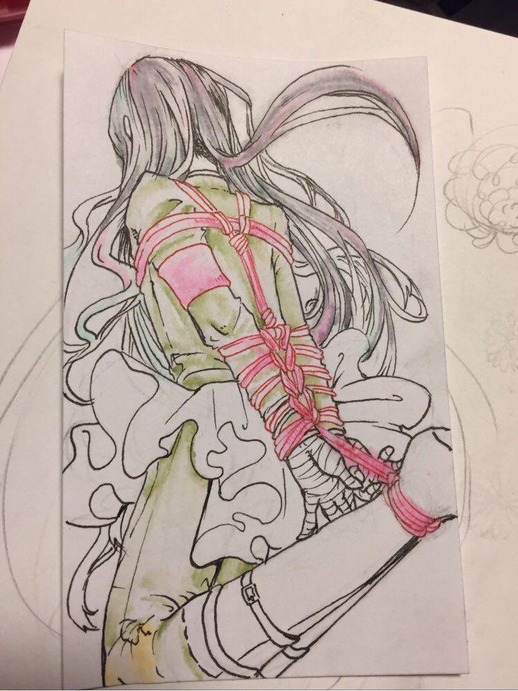 15++ Danganronpa v3 coloring pages ideas